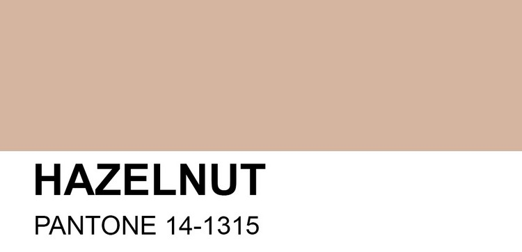 Buffets and Cabinets Buffets and Cabinets Color Trends Everyone Will Talk About This Spring PANTONE 14 1315 Hazelnut