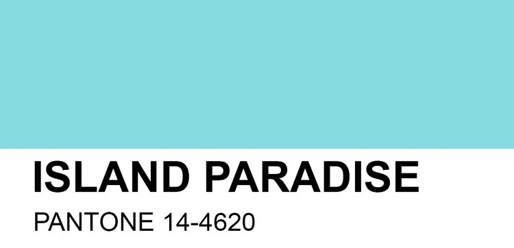 Buffets and Cabinets Buffets and Cabinets Color Trends Everyone Will Talk About This Spring PANTONE 14 4620 Island Paradise