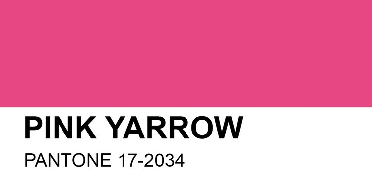 Buffets and Cabinets Buffets and Cabinets Color Trends Everyone Will Talk About This Spring PANTONE 17 2034 Pink Yarrow
