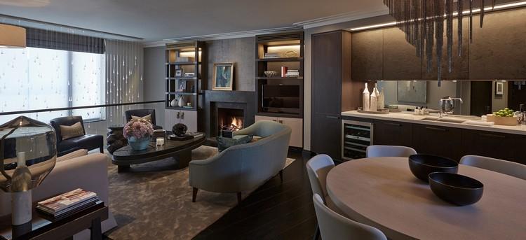 fiona barratt Fiona Barratt's Favourite Buffets and Cabinets PRIVATE RESIDENCE KNIGHTSBRIDGE LONDON