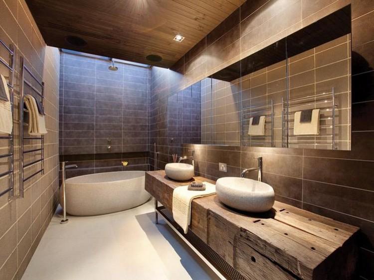 cabinet design Elegant Cabinet Design  for a Luxurious Bathroom Stylish Modern Bathroom Design 16
