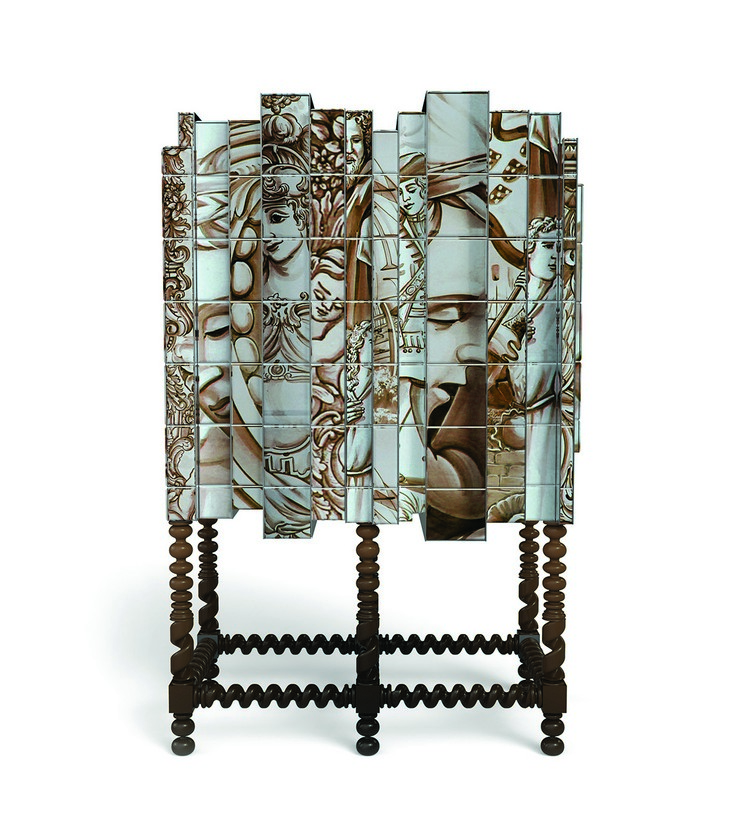 buffets and cabinets Buffets and Cabinets inspired in Brabbu's Moodboards d heritage cabinet 1