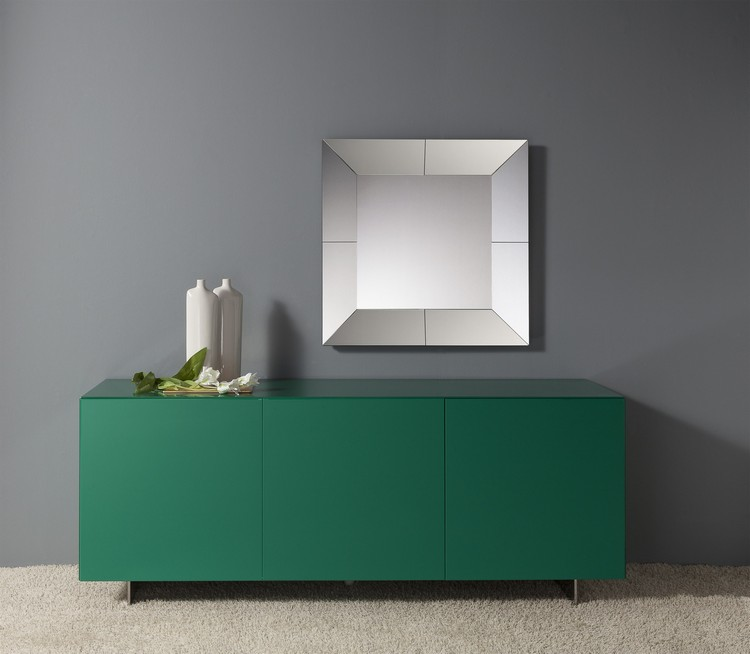 Spring Pantone's Greenery Welcome Spring with Exquisite Buffets essenzia sideboard riflessi 39579 rel2b3dd914