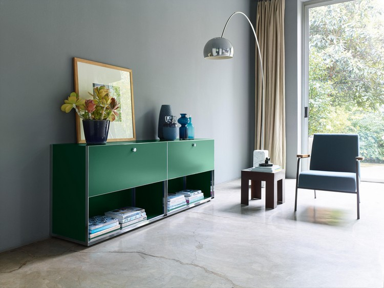 Spring Pantone's Greenery Welcome Spring with Exquisite Buffets meshliving 2016 92 sea green b