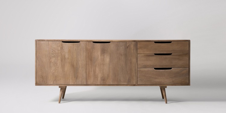 limited edition buffets Swoon Editions: Limited Edition Buffets Design randall sideboard greywash productpage carousel 1 desktop