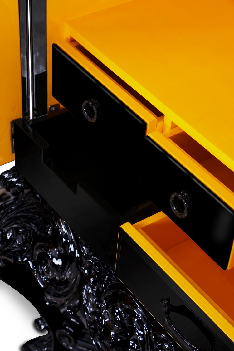 Black Buffets and Cabinets black buffets and cabinets Black Buffets and Cabinets for a modern Home Decor victoria 04
