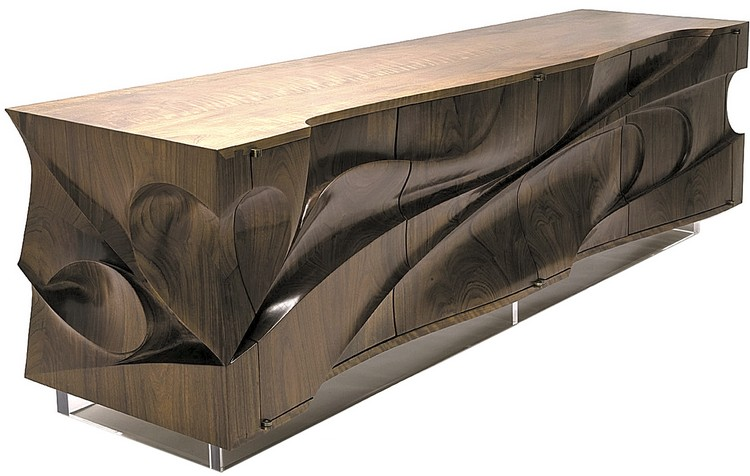 Discover the Striking Ebb Tide Buffet by Michael Coffey