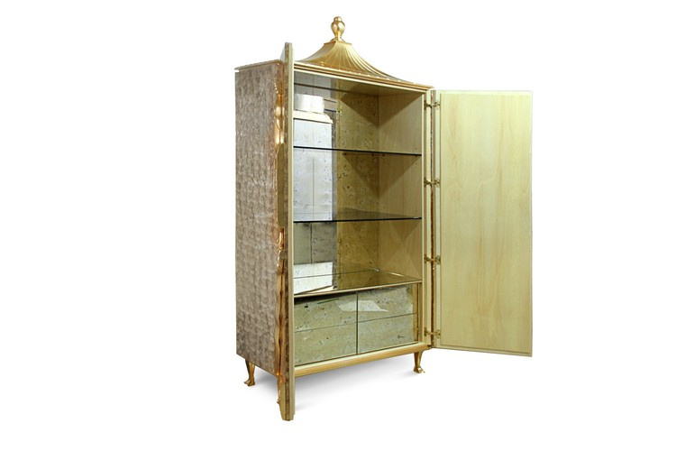 Feminine Cabinets Luxurious and Feminine Cabinets Worthy A Queen camilia armoire 7 1