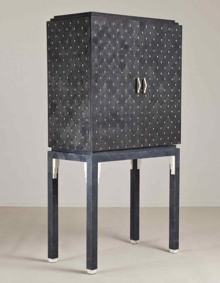 Get inspied by Shagreen furniture