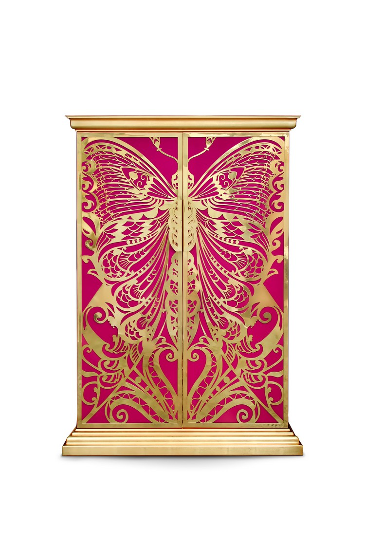 Feminine Cabinets Feminine Cabinets Luxurious and Feminine Cabinets Worthy A Queen mademoiselle armoire 1 1