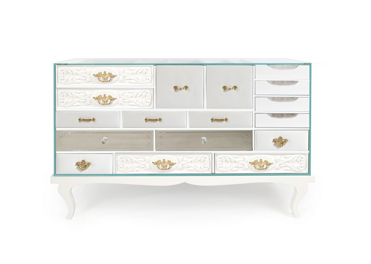 home decoration Bring joy to your home decoration with the astonishing Soho Buffet soho white