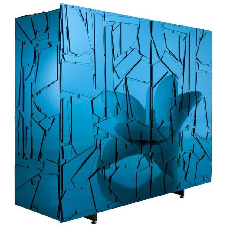 Cabinet Design Striking Methacrylate Cabinet Design by Edra Scrigno 7009003 l