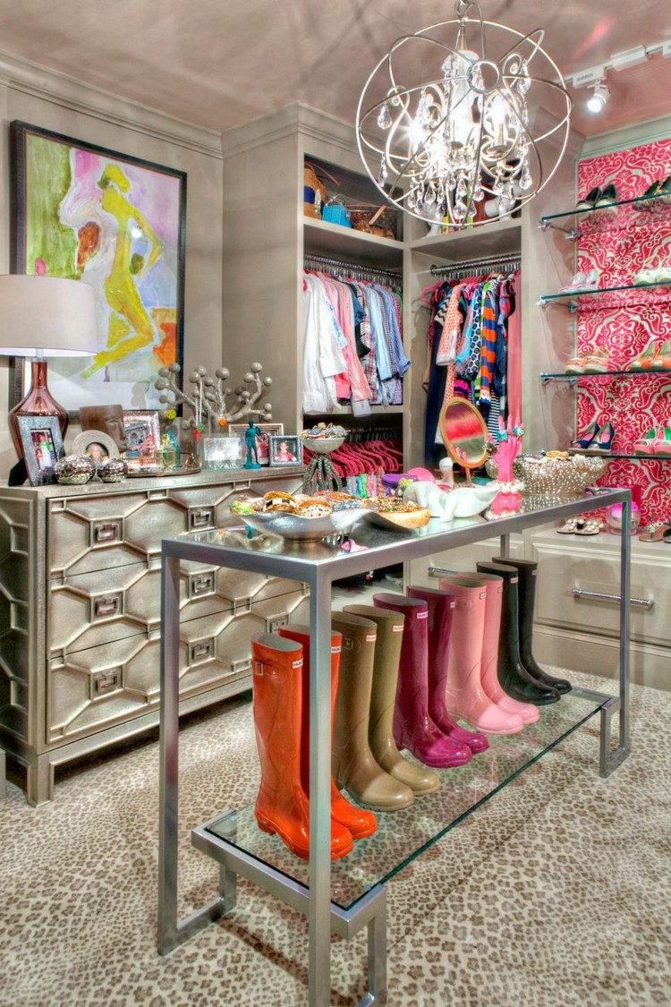 Luxury Closets Luxury Closets Worthy A Hollywood Star CI Nicole Norris  Pretty In Pink Closet 2