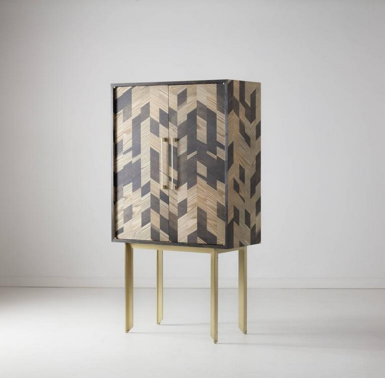 Get inspired by Dorothy Dry Bar Cabinet Design