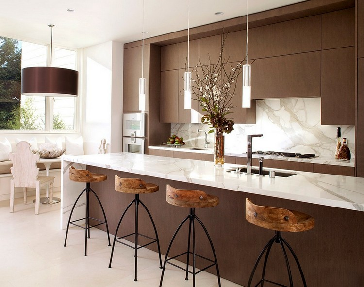modern kitchens 10 Modern Kitchens with Futuristic Cabinets 10 Modern Kitchens with Futuristic Cabinets 1