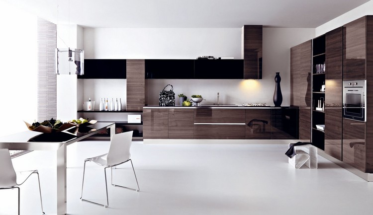 10 Modern Kitchens with Futuristic Cabinets modern kitchens 10 Modern Kitchens with Futuristic Cabinets 10 Modern Kitchens with Futuristic Cabinets 2