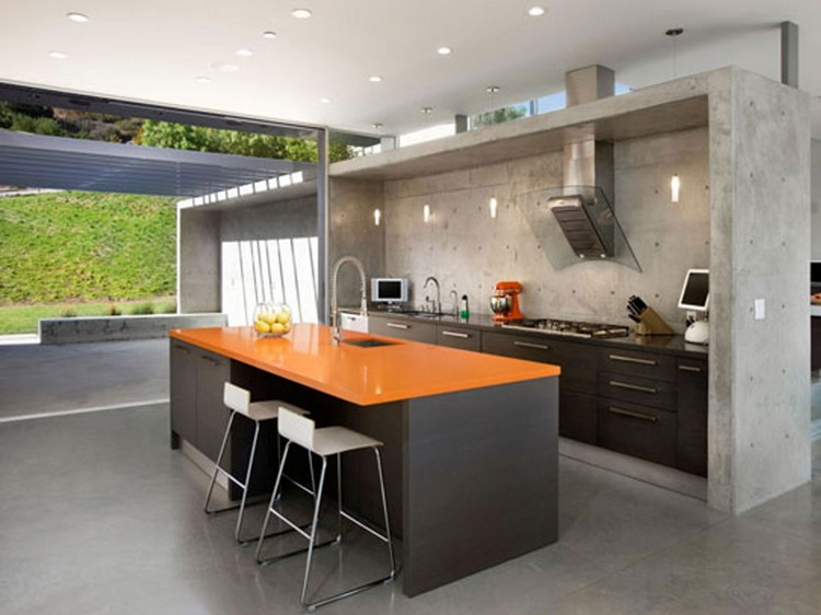 10 Modern Kitchens with Futuristic Cabinets modern kitchens 10 Modern Kitchens with Futuristic Cabinets 10 Modern Kitchens with Futuristic Cabinets 4 1