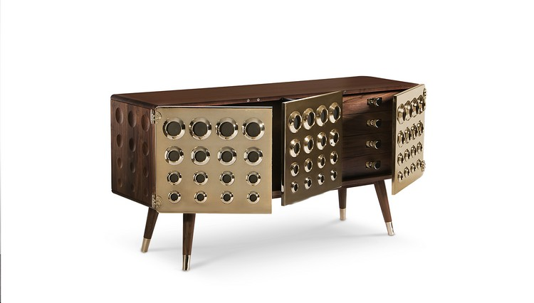 vintage Get a Vintage style with Mid-Century Buffets monocles sideboard 03 HR