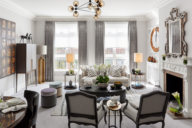 Discover Why Katharine Pooley is an Interior Designer to Watch katharine pooley Discover Why Katharine Pooley is an Interior Designer to Watch 02 Flood Street