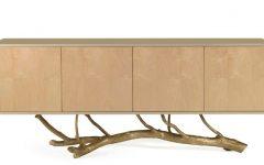 10 Unique Luxury Buffets And Sideboards Ideas | www.bocadolobo.com #interiordesign #productdesign #sideboards #cabinets #buffets #extravagant #luxury #luxurious #luxurysideboards #luxurycabinets