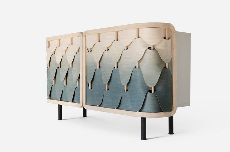 cabinet design Product of the Week: Gradient Layered Cabinet Design Gradient Layered Cabinet Design1