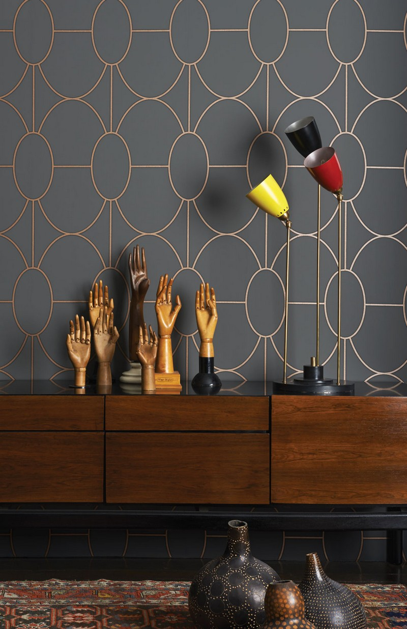 wallpaper wallpaper The Best Wallpaper Designs for your Living Room The Best Wallpaper Designs for your Living Room8
