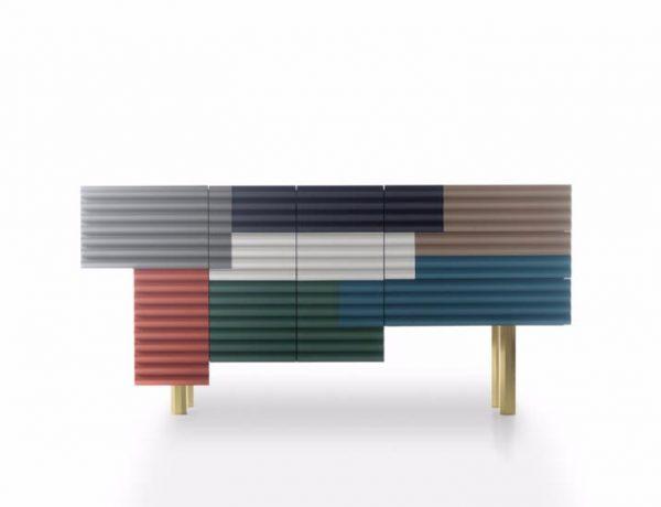 Top 10 Super Creative Sideboards By BD Barcelona Design | www.bocadolobo.com #productdesign #buffetsandcabinets #cabinetsandsideboards #sideboards #creativedesign #luxurybrands #luxury #luxurydesign #luxurious #exclusivedesign #highendbrands