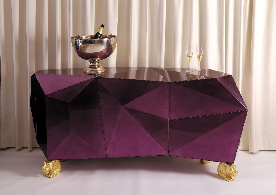 sideboard Diamond Sideboard Collection by Boca do Lobo diamond 03