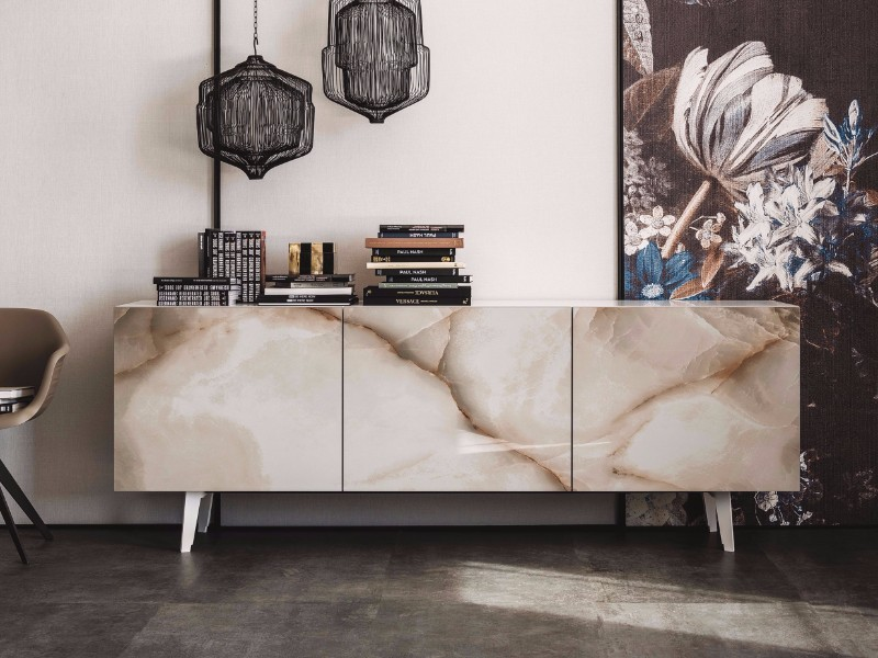 10 Stone Modern Sideboards To Fall In Love With | www.bocadolobo.com #buffetsandcabinets #sideboards #marble #luxury #luxurysideboards #luxurybrands @buffetsandsideboards modern sideboards 10 Stone Modern Sideboards To Fall In Love With 10 Stone Modern Sideboards To Fall In Love With 10