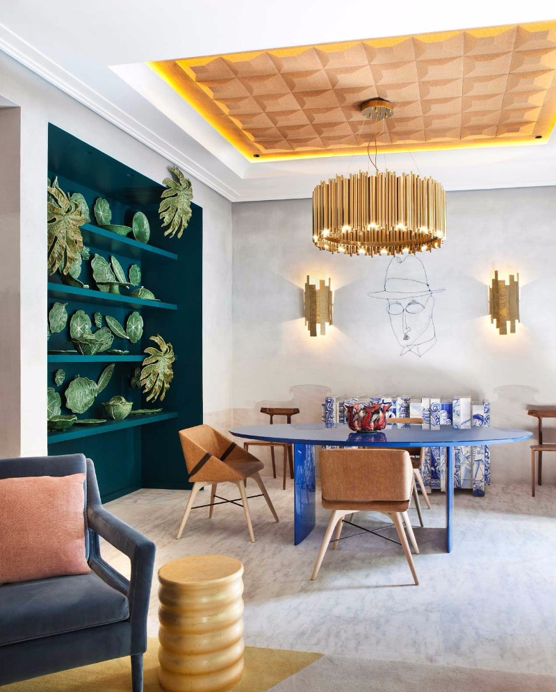 Lusitano Corner A Luxury Interior Design By Pepe Leal | www.bocadolobo.com #buffetsandcabinets #topinteriordesigners #famousinteriordesigners #luxurybrands #luxuryproducts #highendfurniture #portugal #sideboard #heritage @buffetsandcabinets interior design Lusitano Corner: A Luxury Interior Design By Pepe Leal Lusitano Corner A Luxury Interior Design By Pepe Leal 1