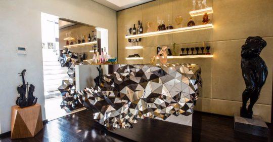 Luxury Interiors By Top Interior Designer NEAT   www.bocadolobo.com #buffetsandcabinets #sideboards #buffets #cabinets #luxury #luxurybrands #luxuryproducts #luxurious #interiordesign #interiordesigners #bestinteriordesigners #famousinteriordesigners @buffetsandcabinets