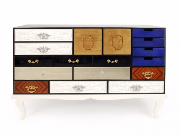 The Incredible Design of Soho Sideboard By Boca do Lobo | www.bocadolobo.com #buffetsandcabinets #luxury #luxurious #luxuryfurniture #exclusivedesign #creativedesign #luxurydesign #interiordesign #luxurybrands #famousbrands #bestbrands #colorful #colors @buffetsandcabinets