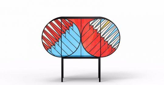 The New Creative Cabinets Designed By Patricia Urquiola | www.bocadolobo.com #buffetsandcabinets #creativecabinets #cabinets #buffets #sideboards #colorful #productdesign #creativedesign #luxurybrands #famousbrands #topinteriordesigner #famousinteriordesigner @buffetsandcabinets