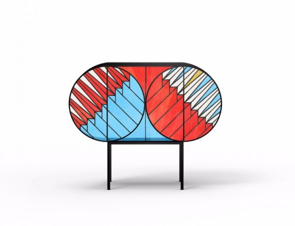 The New Creative Cabinets Designed By Patricia Urquiola | www.bocadolobo.com #buffetsandcabinets #creativecabinets #cabinets #buffets #sideboards #colorful #productdesign #creativedesign #luxurybrands #famousbrands #topinteriordesigner #famousinteriordesigner @buffetsandcabinets