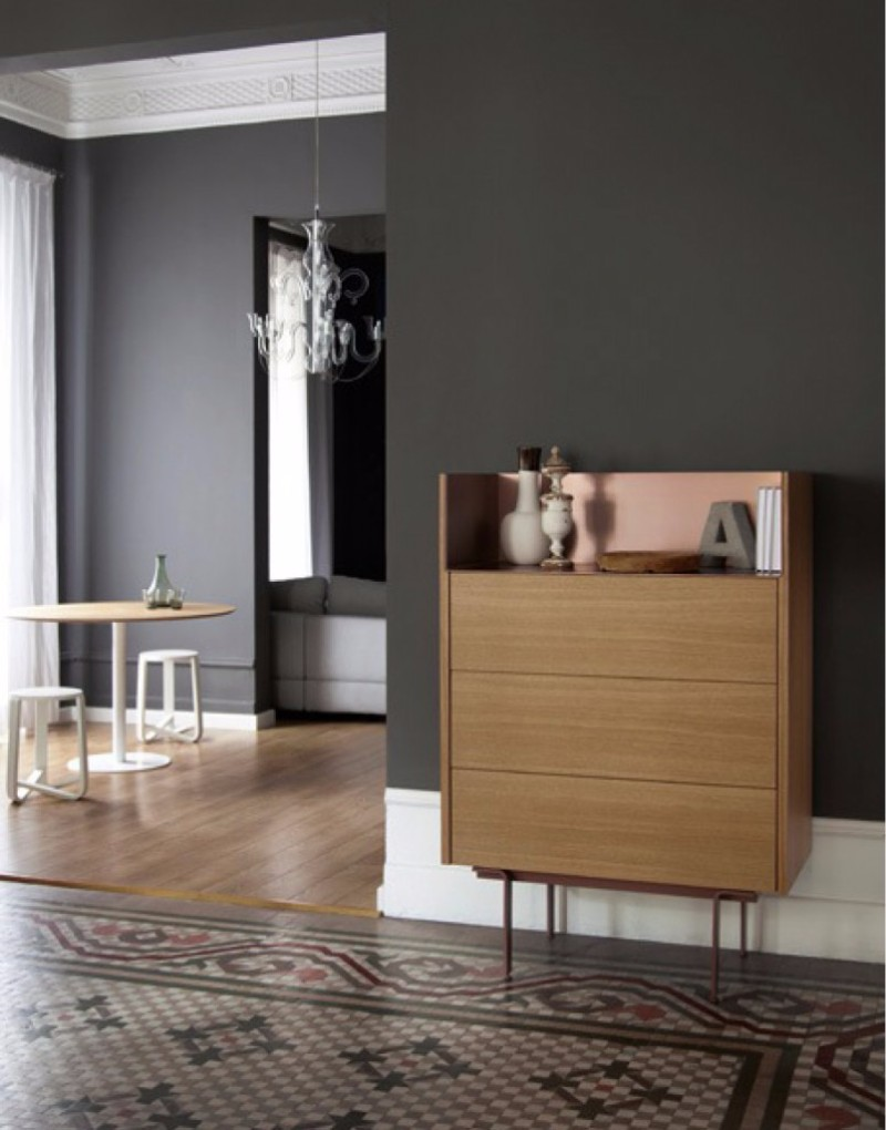 These Cabinets Combine Wood And Aluminum | www.bocadolobo.com #buffetsandsideboards #luxurybrands #luxury #roomdesign #interiordesign #productdesign #livingroom #wood #woodfurniture @buffetsandcabinets sideboard These Sideboards Combine Wood And Aluminum These Sideboards Combine Wood And Aluminum 2
