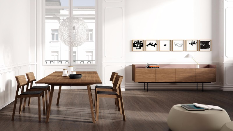 These Cabinets Combine Wood And Aluminum | www.bocadolobo.com #buffetsandsideboards #luxurybrands #luxury #roomdesign #interiordesign #productdesign #livingroom #wood #woodfurniture @buffetsandcabinets sideboard These Sideboards Combine Wood And Aluminum These Sideboards Combine Wood And Aluminum 9