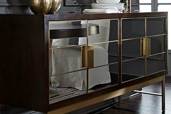 Mirrored Buffets and Sideboards