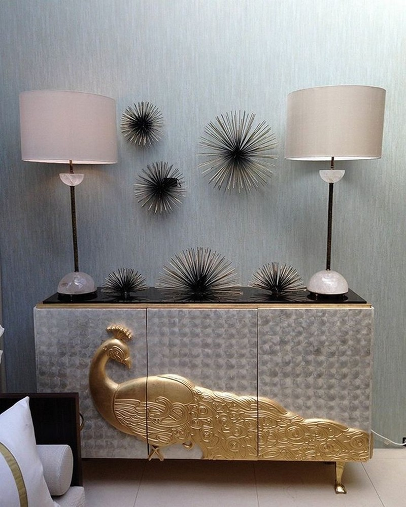 Buffets And Sideboards The Perfect Table Lamps For Buffets And Sideboards 10 Perfect match Sideboard and table lamp Camillia sideboard and lamp Koket