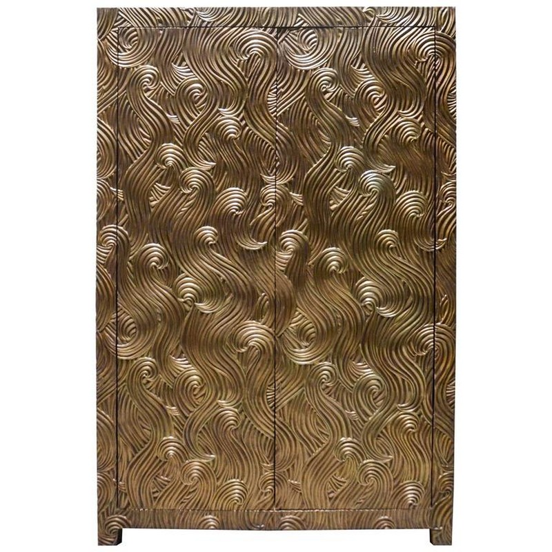 metal cabinets Top 10 metal cabinets for a luxury interior design 2 Top 10 metal cabinets for a luxury interior design dragon swirl 1