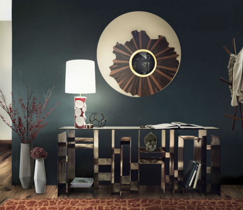 buffets and sideboards Buffets And Sideboards The Perfect Table Lamps For Buffets And Sideboards 4 Brabbu