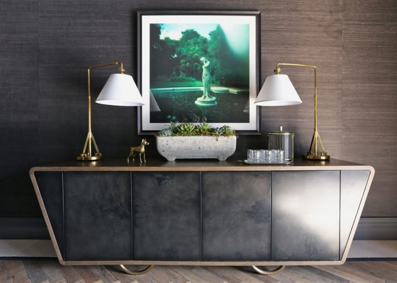buffets and sideboards Buffets And Sideboards The Perfect Table Lamps For Buffets And Sideboards 5 The Perfect Table Lamps For Buffets And Sideboards