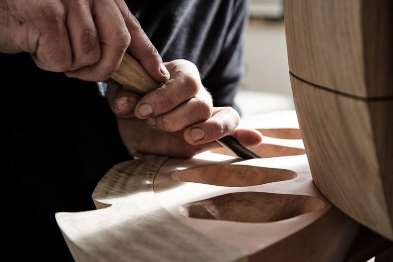 cabinet design Joseph Walsh's Watch Cabinet Design Shows the Intricacy of Clockwork 7 Joseph Walsh   s watch cabinet design that mirrors the intricacy of clockwork