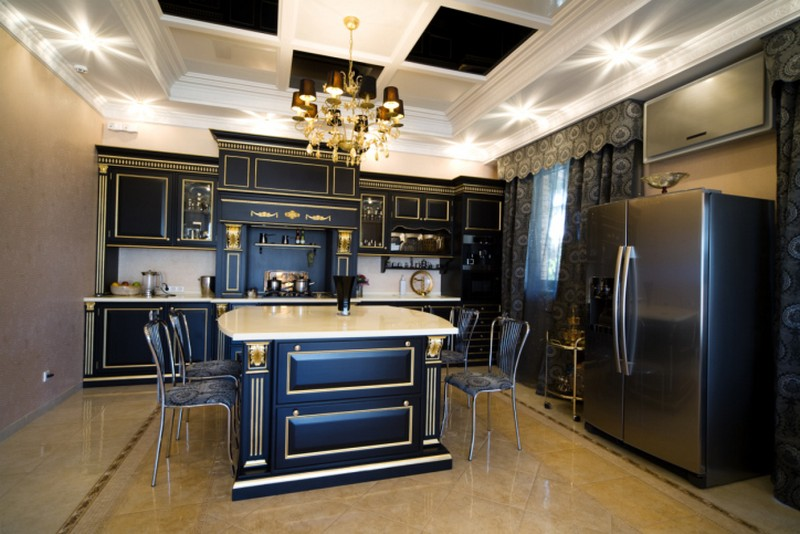 Unexpected But Timeless Cabinet Designs For The Kitchen