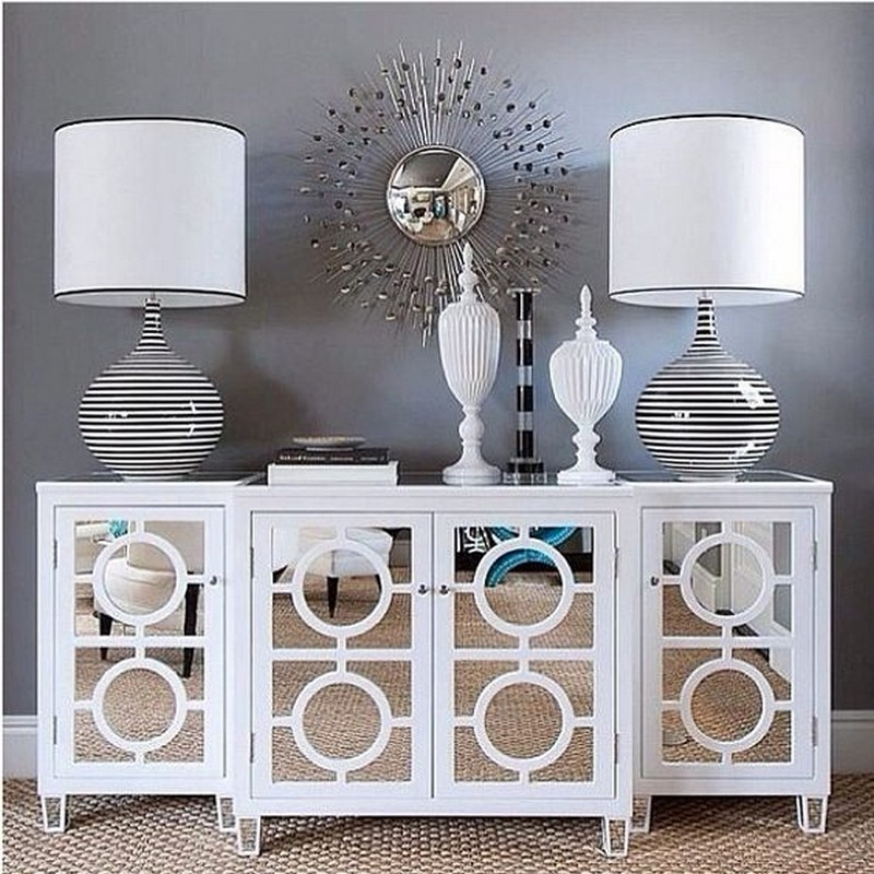 Mirrored Buffets and Sideboards The Best Mirrored Buffets and Sideboards on Pinterest 8 mirrored buffets