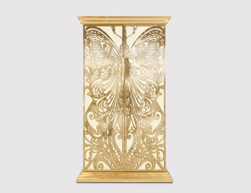 metal cabinets Top 10 metal cabinets for a luxury interior design mademoiselle cabinet koket 1