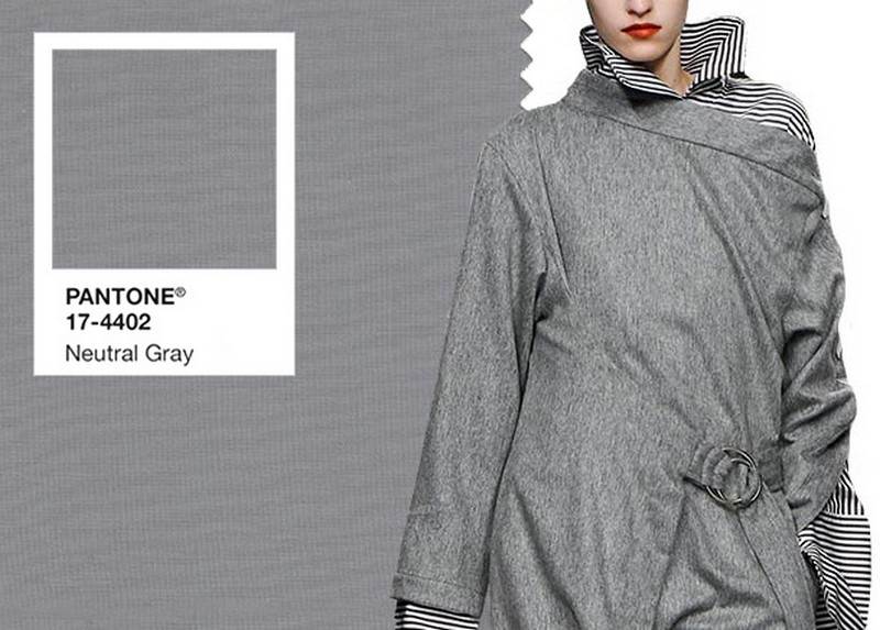 pantone colors Discover the Pantone Colors for this Fall neutral gray