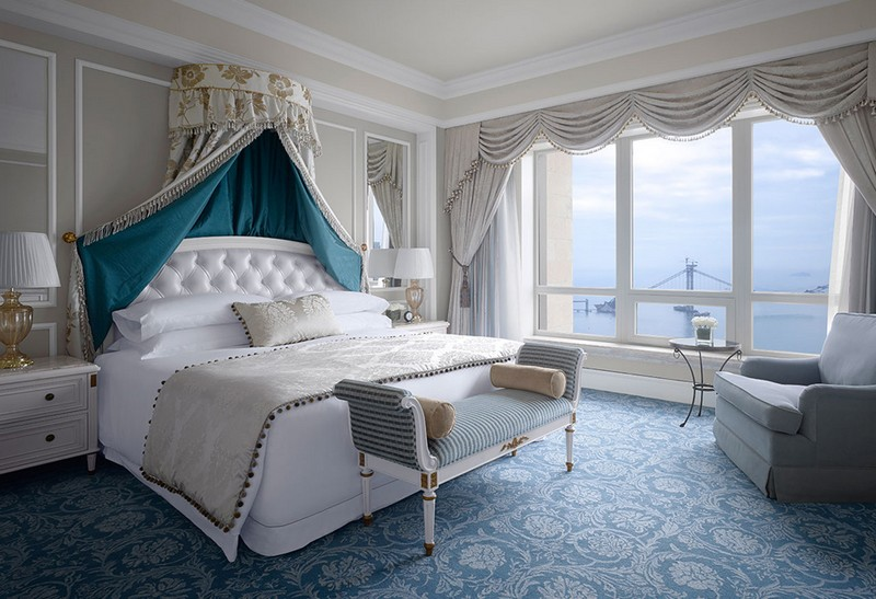 hirsch bedner associates hirsch bedner associates Stunning Asian Design Projects by Hirsch Bedner Associates / HBA 11 The Castle Hotel A Luxury Collection Hotel Dalian
