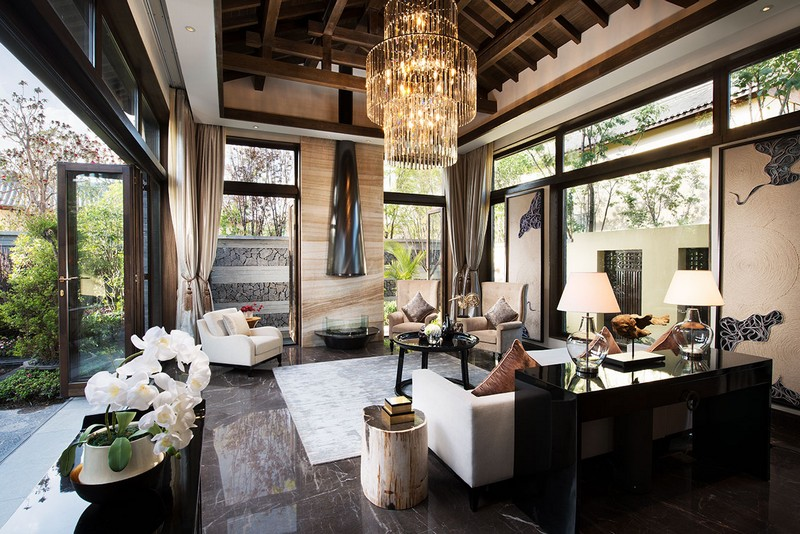 hirsch bedner associates hirsch bedner associates Stunning Asian Design Projects by Hirsch Bedner Associates / HBA 3 Residences at St