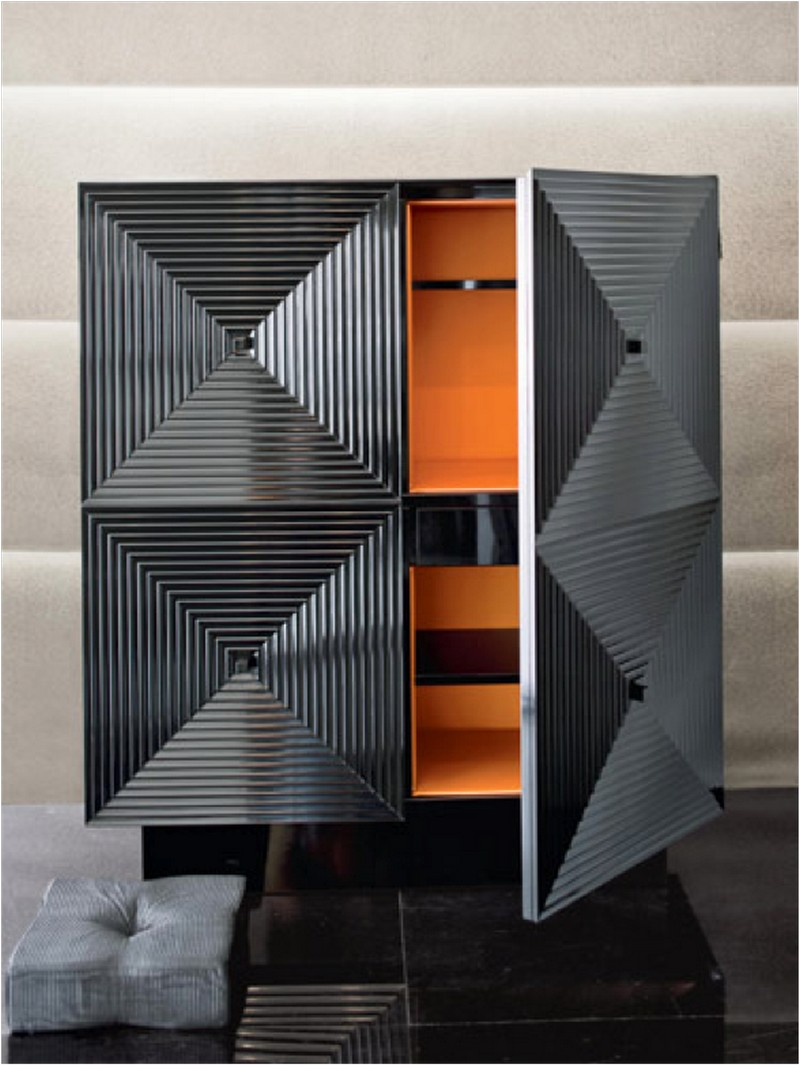 Armani Casa The Luxury Cocktail Cabinet By 4