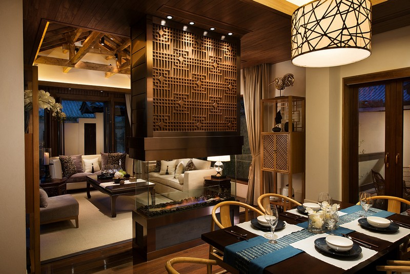 hirsch bedner associates hirsch bedner associates Stunning Asian Design Projects by Hirsch Bedner Associates / HBA 5 Residences at St